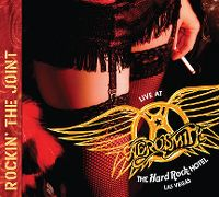 Cover Aerosmith - Rockin' The Joint
