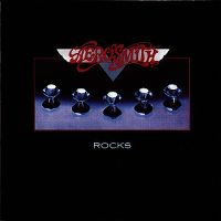 Cover Aerosmith - Rocks
