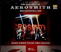 Cover Aerosmith - The Very Best Of Aerosmith - Broadcasting Live