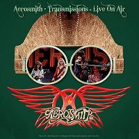 Cover Aerosmith - Transmissions - Live On Air