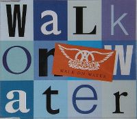 Cover Aerosmith - Walk On Water