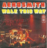 Cover Aerosmith - Walk This Way