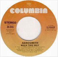Cover Aerosmith - Walk This Way