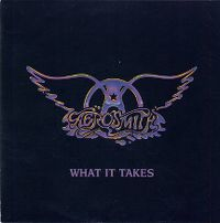 Cover Aerosmith - What It Takes