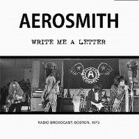 Cover Aerosmith - Write Me A Letter - Radio Broadcast, Boston, 1973