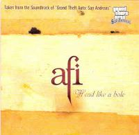 Cover AFI - Head Like A Hole