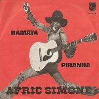 Cover Afric Simone - Ramaya