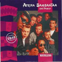 Cover Afrika Bambaataa & Family feat. UB40 - Reckless