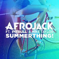 Cover Afrojack feat. Pitbull & Mike Taylor - SummerThing!