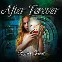 Cover After Forever - Digital Deceit