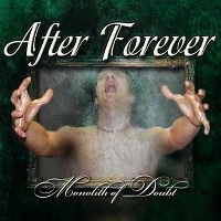 Cover After Forever - Monolith of Doubt