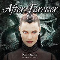 Cover After Forever - Remagine - The Album - The Sessions