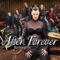 Cover After Forever - Remagine