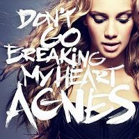 Cover Agnes - Don't Go Breaking My Heart