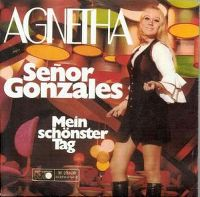 Cover Agnetha - Señor Gonzales
