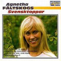 Cover Agnetha Fältskog - Svensktoppar