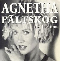 Cover Agnetha Fältskog - The Last Time