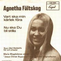 Cover Agnetha Fältskog - Vart ska min kärlek föra