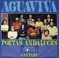 Cover Aguaviva - Poetas Andaluces