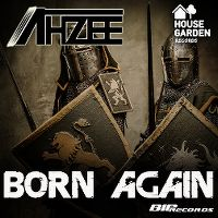 Cover Ahzee - Born Again