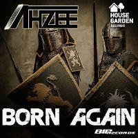 Cover Ahzee - Born Again
