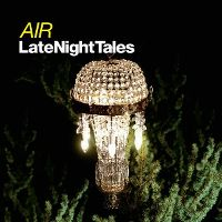 Cover Air - LateNightTales