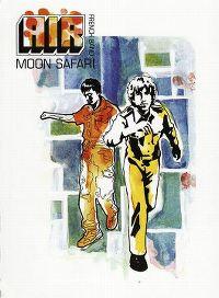 Cover Air - Moon Safari (10th Anniversary)
