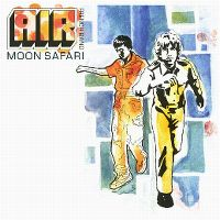 Cover Air - Moon Safari