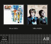 Cover Air - Moon Safari + Talkie Walkie