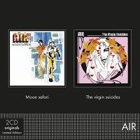 Cover Air - Moon Safari + The Virgin Suicides