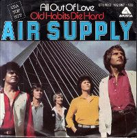 Cover Air Supply - All Out Of Love