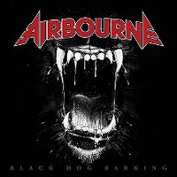 Cover Airbourne - Black Dog Barking