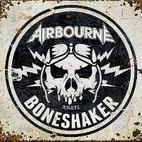Cover Airbourne - Boneshaker