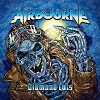 Cover Airbourne - Diamond Cuts - The B-Sides