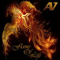 Cover Airvox - Flame Of Life