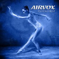 Cover Airvox - Invincible