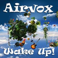 Cover Airvox - Wake Up!