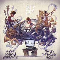 Cover AJR - Weak