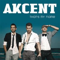 Cover Akcent - That's My Name