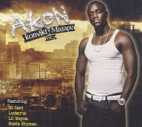 Cover Akon - Konvikt Mixtape Vol. 2