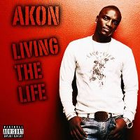 Cover Akon - Living The Life
