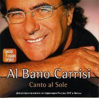 Cover Al Bano Carrisi - Canto al sole