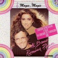Cover Al Bano & Romina Power - Magic Oh Magic