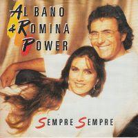 Cover Al Bano & Romina Power - Sempre sempre