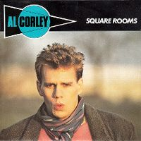 Cover Al Corley - Square Rooms