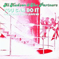 Cover Al Hudson & The Partners - You Can Do It