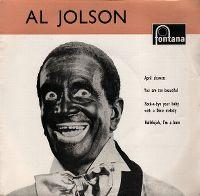 Cover Al Jolson - April Showers