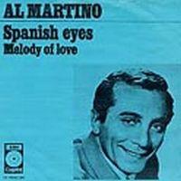 Cover Al Martino - Spanish Eyes
