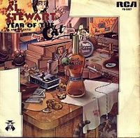 Cover Al Stewart - Year Of The Cat