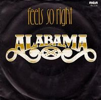 Cover Alabama - Feels So Right